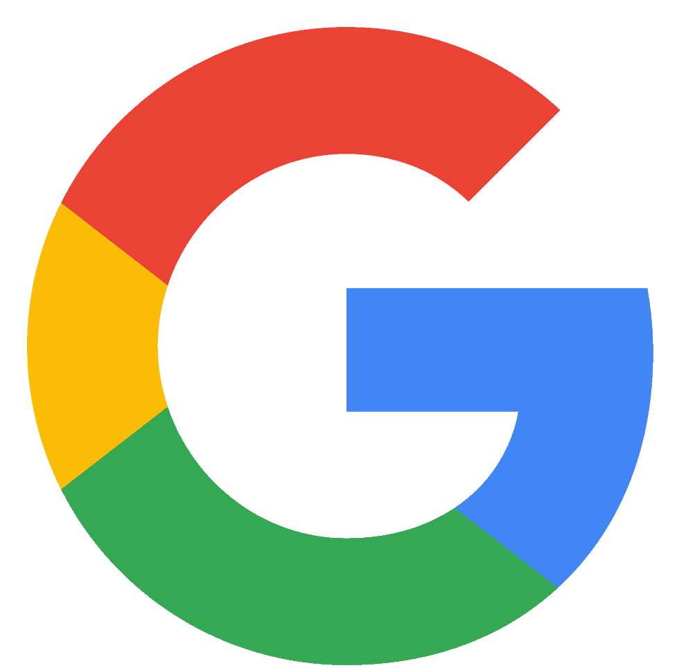 Google Logo Representing Chiropractor Dr. Brian A. Zelasko's Reviews